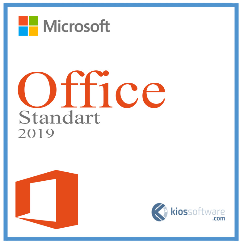 Jual Software, Harga Software, Kios Software - Office Standard 2019